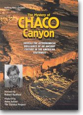 Western National Parks Association Store: Mystery of Chaco Canyon DVD