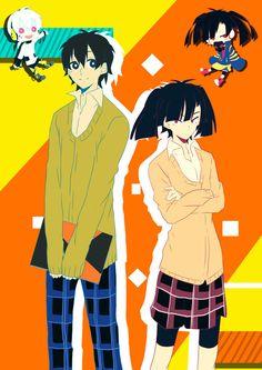 Takane and Haruka [Yuukei Yesterday]