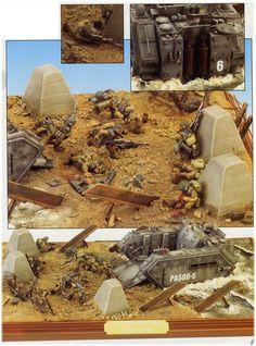 U.K. 1999 - Battle Scene - Demon Winner, the unofficial Golden Demon website