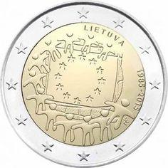 Erikoiskolikot - Liettua 2€