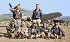AVG Pilots 1942