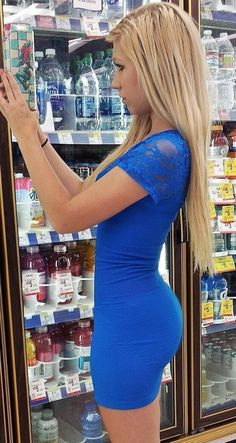 Sexy Girls in Sexy Dresses