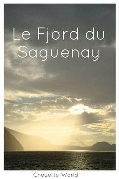 Tous mes conseils pour visiter le Fjord du Saguenay au Quebec #quebec #canada #saguenay #fjord #fjorddusaguenay #cotenord Les Fjords, Lac Saint Jean, Charlevoix, Destinations, Canada, Kayak, Blog Voyage, Quebec, New York