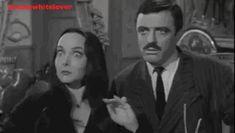 The Addams Family 1964, Addams Family Tv Show, Family Tv Series, Adams Family, John Astin, Charles Addams, Carolyn Jones, Morticia Addams, Childhood Tv Shows