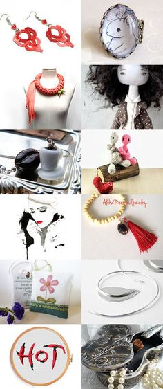 CUTE AND UNIQUE by Anna Margaritou on Etsy--Pinned with TreasuryPin.com