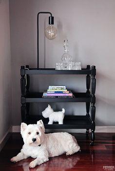 I want that little Westie statue! Westie Puppies, Westies, Doggies, Animals Beautiful, Cute Animals, Cutest Dog Ever, West Highland White, West Highland Terrier, Little Critter