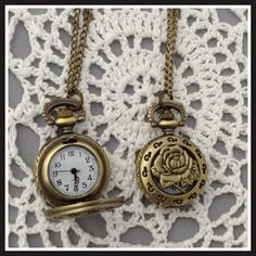 Wild 24hr sale on our range of watch pendants. Just $10 each now.  Check out our Facebook page for all styles!!!