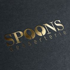 """See the spoons in the""""o's""""? How cool is that?! Order your custom logo today! #logo #branding #identity #graphicdesign http://www.fandangomediagroup.com"""