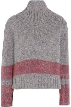 Jil Sander Wool-blend turtleneck sweater NET-A-PORTER.COM