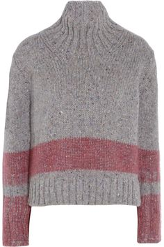 Jil Sander | Wool-blend turtleneck sweater | NET-A-PORTER.COM