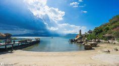 Việt Nam Du Lịch: Ngày hè khám phá Bình Ba và cụm đảo Tam Bình