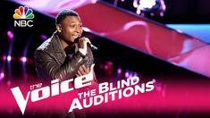 "The Voice 2017 Blind Audition - RJ Collins: ""Purpose"""