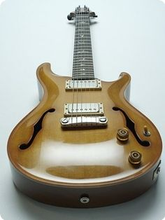 PRS Archtop jazz guitar from 1998