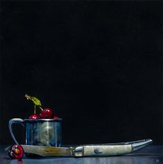 Photorealistic Paintings by James Neil Hollingsworth