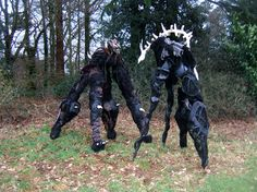 Abominable - Various Stilt Walkers