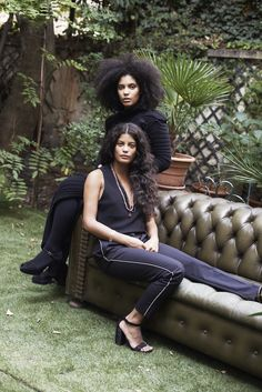 Let The River Take Them: Ibeyi « The WILD Magazine