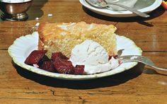 Rhubarb Tart with Orange Glaze | Recipe | Rhubarb Tart, Tarts and ...