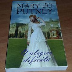 O alegere dificila, de Mary Jo Putney – Recenzie