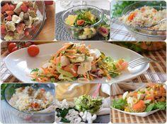 cerchi ricette di insalate estive per preparare un piatto leggero e fresco? Allora leggi la raccolta di insalate estive che ho preparato per te