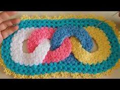 YouTube Thing 1, Diy Flowers, Elsa, Crochet Earrings, Fiber, Crochet Patterns, Rugs, Youtube, Necklaces