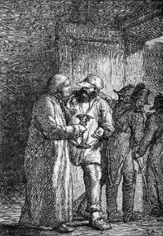an analysis of jean valjean in victor hugos les miserables The regular utilisation of events inspired by real life makes analysis  in les misérables, jean valjean  reflections on victor hugo's les miserables,.