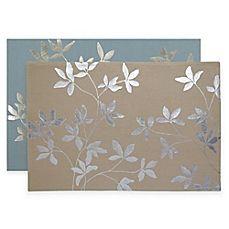 image of Park B. Smith Foil Leaf Placemats (Set of 4)