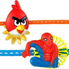 Set of 2 cheerful rakhis for the little kid brothers. The rakhis come with roli and chawal and are beautifully packed in a designer gift bag.  Rs 299/- http://www.tajonline.com/rakhi-gifts/product/rdr86/angry-bird-rakhi-and-spiderman-rakhi/?aff=pint2014/