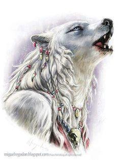 ❤❤❤ Fantasy Wolf, Dark Fantasy Art, Character Portraits, Character Art, Chimera Mythology, Werewolf Art, Wolf Wallpaper, Wolf Pictures, Beautiful Wolves