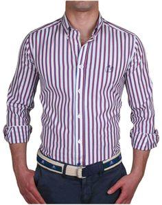 18 mejores imágenes de camisas manga larga para hombre.  e7030204315
