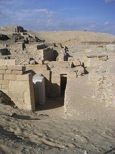 KEMET: Mastaba Akhethetep