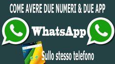 Come Usare 2 Account WhatsApp su un Solo Telefono Cellulare