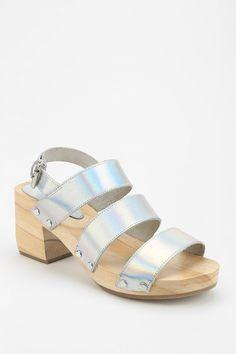 Cooperative Jodi Triple-Strap Slingback Sandal - Urban Outfitters