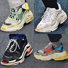 online retailer b067a b67b4 Balenciaga Triple S Sneaker