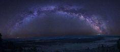 Milky Way long exposure