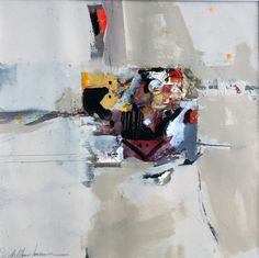 Deck Chairs - Skip Lawrence Painting