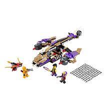 LEGO Ninjago Condrai Copter Attack (70746)