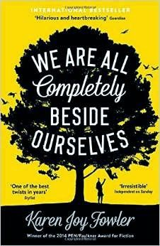 Anuja Chandramouli: The Hopeless Blogger!: Book Review: We are all Completely Beside Ourselve...