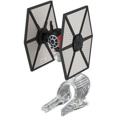 Star Wars Starship First Order Special Forces Tie Fighter by Hot Wheels