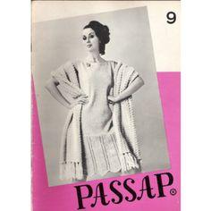 Link to download Passap #09 Pattern Book - Passap Patterns and Magazines - Passap