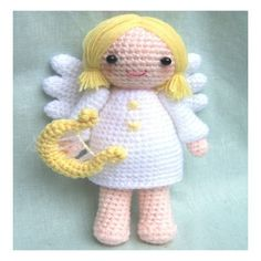 Instant Download Amigurumi Crochet PDF Pattern - From Paradise