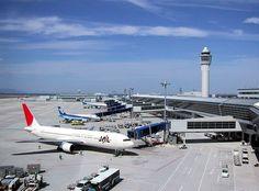 """Aeroporto Internacional de Chubu"". # Nagoya, Japão."