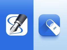 App icon for signature app