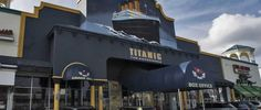 Titanic The Experience is a blockbuster Orlando attraction located on 7324 International Drive near Universal Studios