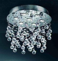 lamparas de cristal gotas de lluvia - Buscar con Google