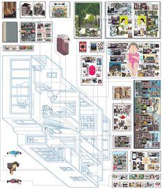 "2 | Chris Ware Brilliantly Bundles ""Building Stories"" As Graphic Novel Boxed Set | Co.Create | creativity + culture + commerce"