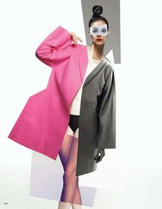 Kati Nescher for Vogue Japan by Solve Sundsbo