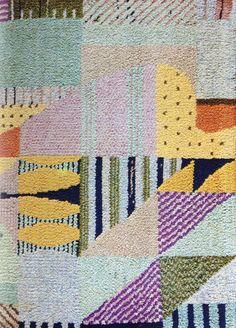 primary-yellow: BAUHAUS-ARCHIV BERLIN 1923 source: GUNTA STÖLZL- WEBERIE AM BAUHAUS UND AUS EIGENER WERKSTATT (Kupfergraben Verlag, 1987)