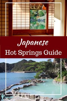 How to Experience a Japanese Ryokan Onsen Japanese hot springs are a highlight of a trip to Japan. This guide will explain what's involved in a ryokan onsen (hot spring inn) visit and proper etiquette. Montezuma, Monteverde, Tamarindo, Family Adventure, Adventure Travel, Japan Onsen, Japan Japan, Japan Trip, Costa Rica