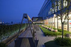 GOOGLE HQ CONVENT GARDEN | LONDON, UK | BY PENSON ARCHITECTS