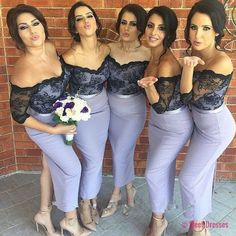 Cool 42 Spring Bridesmaid Dresses Will Make Your Bridesmaid Blissed. More at https://trendfashioner.com/2018/05/23/42-spring-bridesmaid-dresses-will-make-your-bridesmaid-blissed/